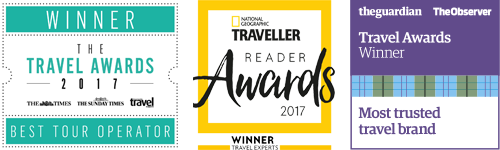 Trrailfinders Major Nationa Awards