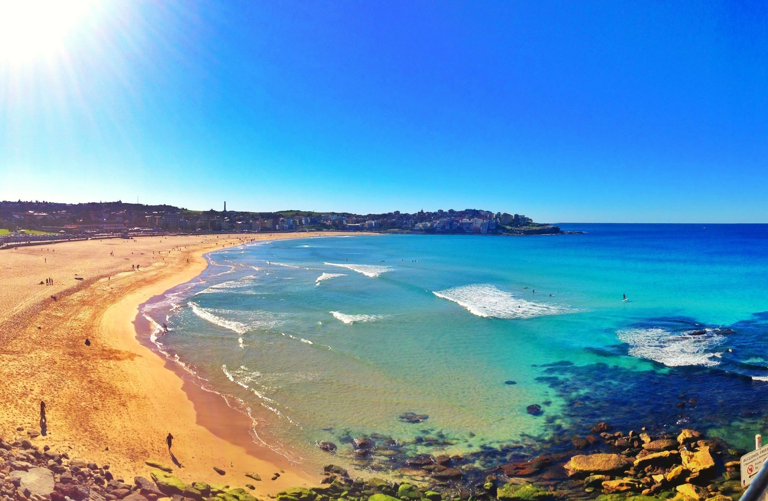 hotels in sydney beaches